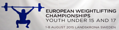 EUROPEAN YOUTH WEIGHTLIFTING CHAMPIONSHIP